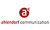ahlendorf communication