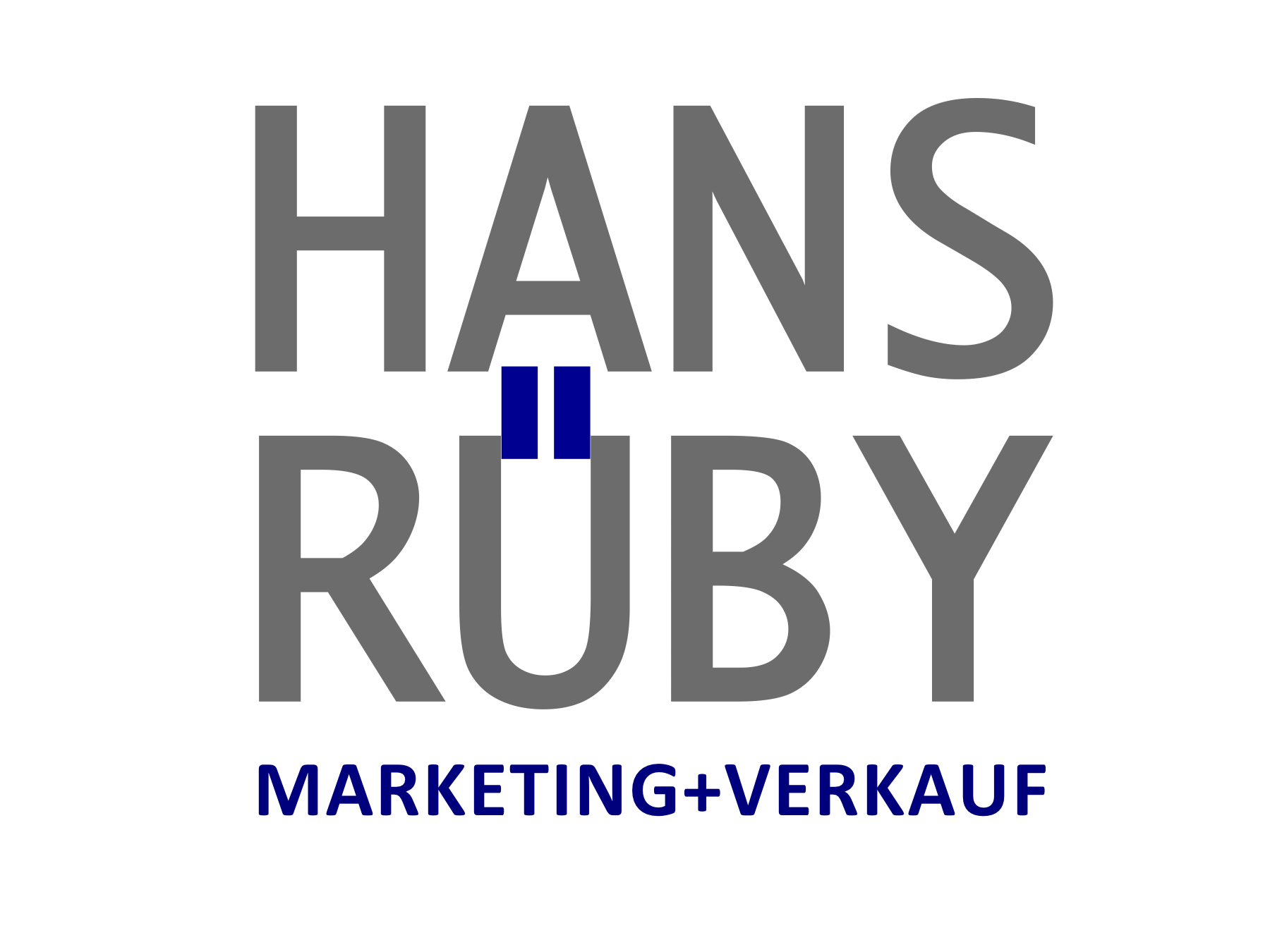 HANS RÜBY MARKETING+VERKAUF